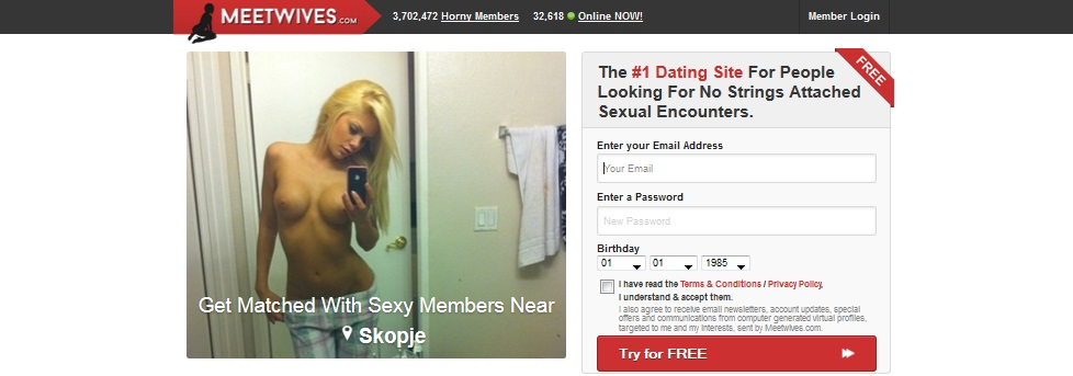 Addiction to dating websites