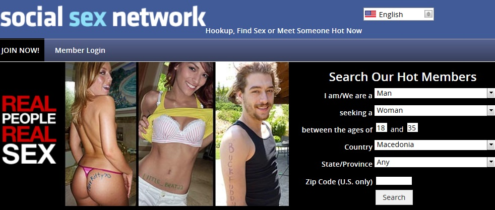 list of social network dating sites