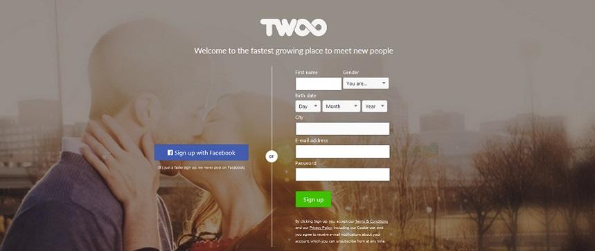 www twoo com dating site Ungezwungen und locker lassen sich mit der dating-app twoo neue bekanntschaften schließen computer bild hat einen blick auf die app geworfen.