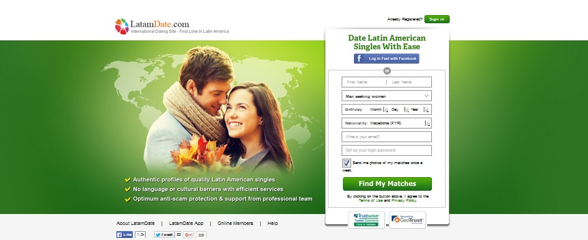 Legit dating sites 2015