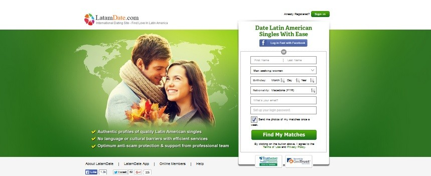Online dating latin america - craftowncom