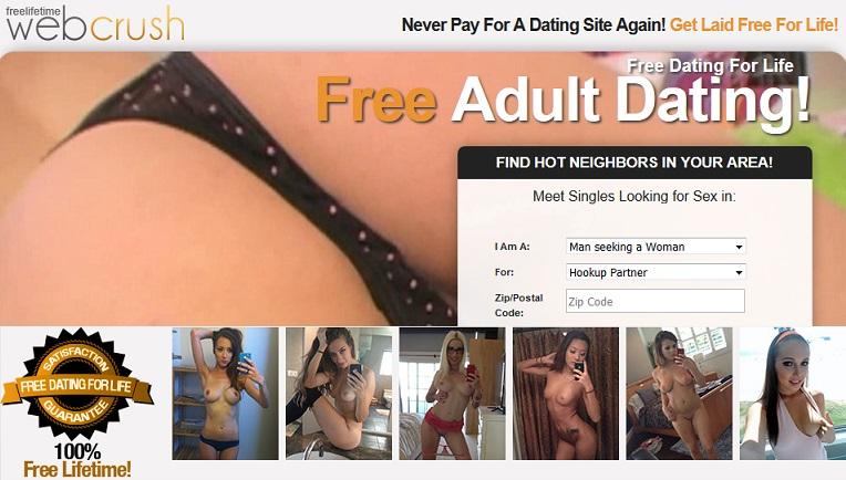 Crush dating site