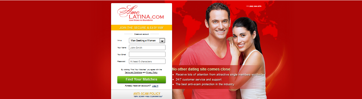Latina dating scams