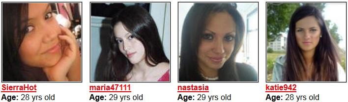 SexAttract fake profiles