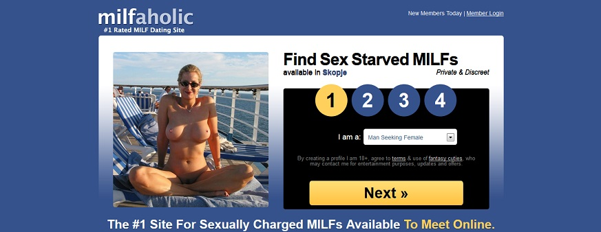 Milfaholic website reviews