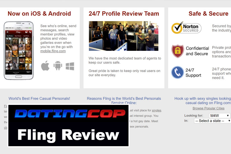 Fling.com Features