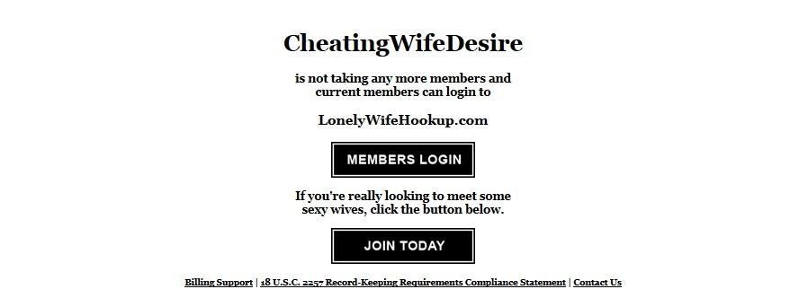 CheatingWifeDesire