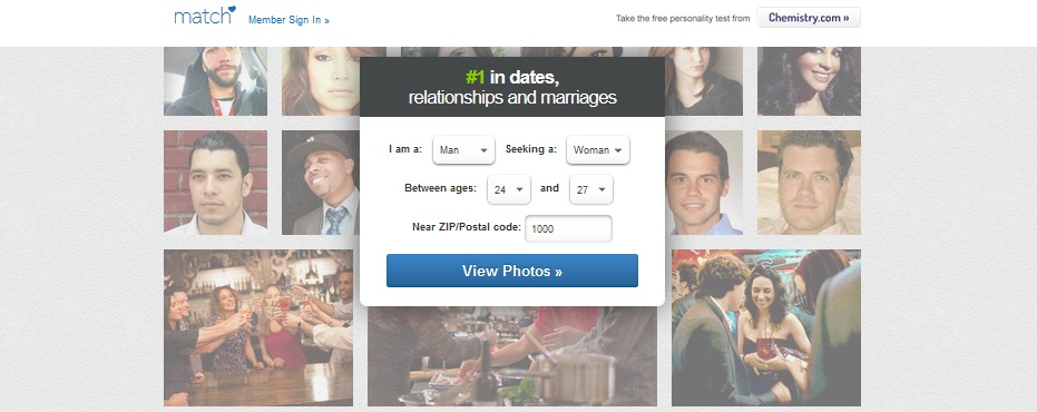 Phish dating website