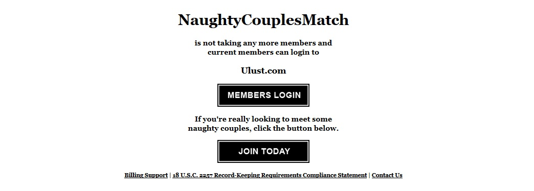 Naughty Couples Match