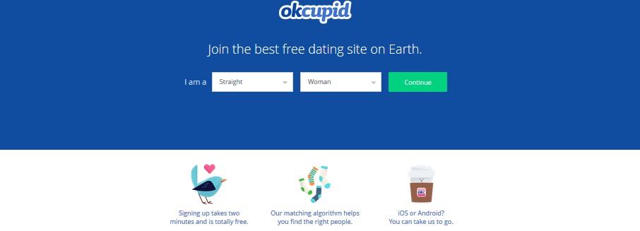 okcupid dating races
