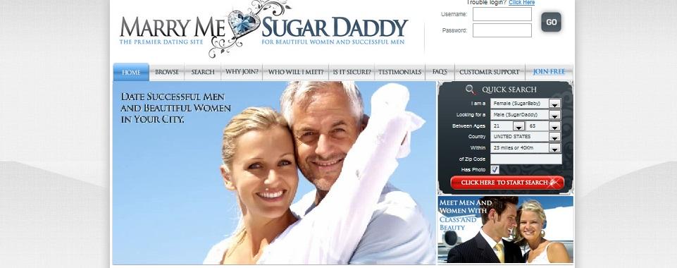 Marry me Sugar Daddy