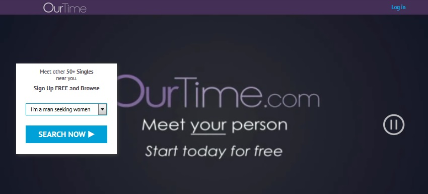 Ourtime com sign in
