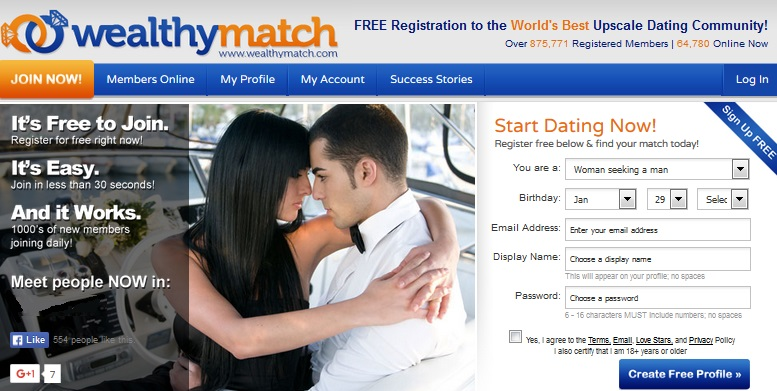 How to find out if someone is registered on a dating website
