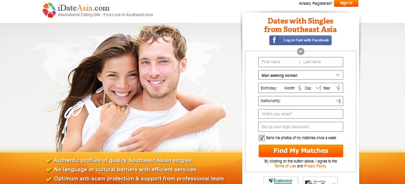 Most popular international dating sites
