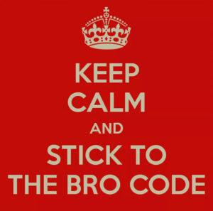 bro code rules
