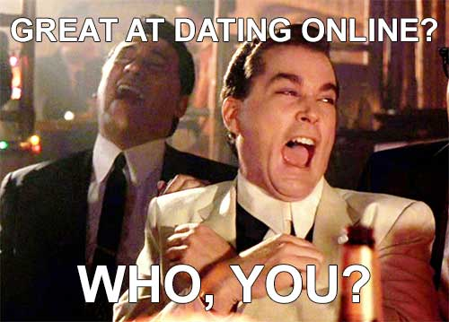get good to great dating online
