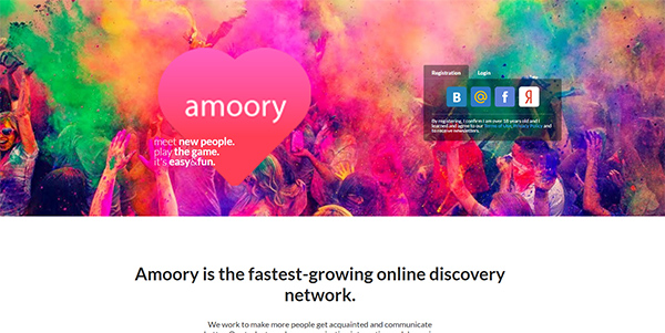 Amoory dating site