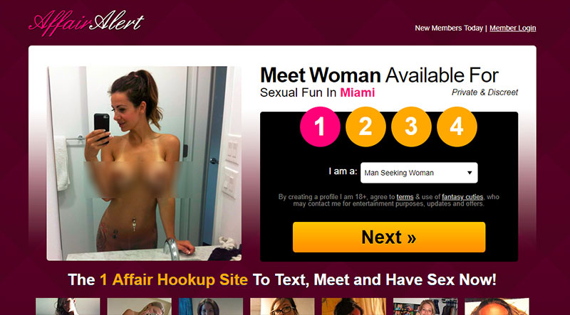 AffairDating.com Isn t Real It s One Big Con