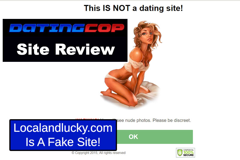 Why do dating scammers redirect you to other websites
