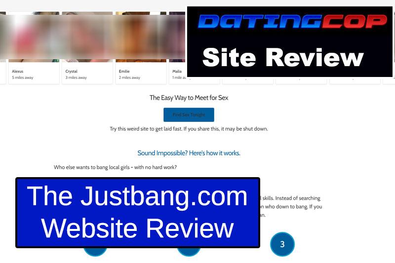 JustBang.com Screenshot