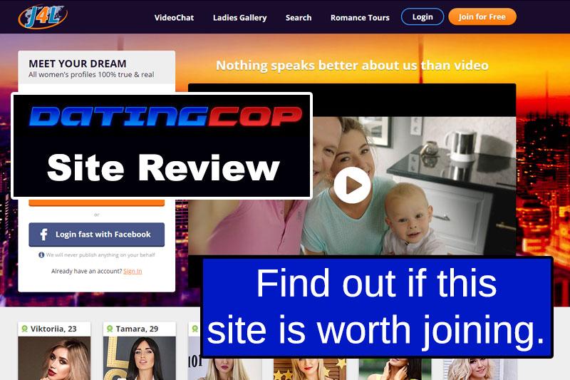 Jump4Love.com homepage