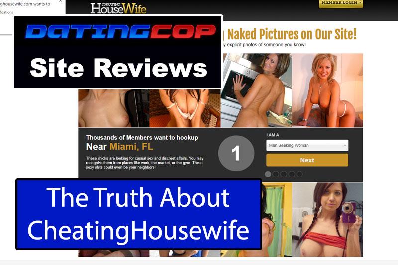CheatingHousewife.com